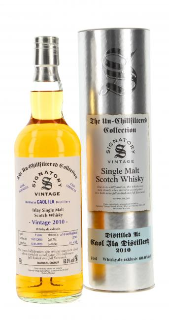 Caol Ila 'Whisky.de exklusiv'