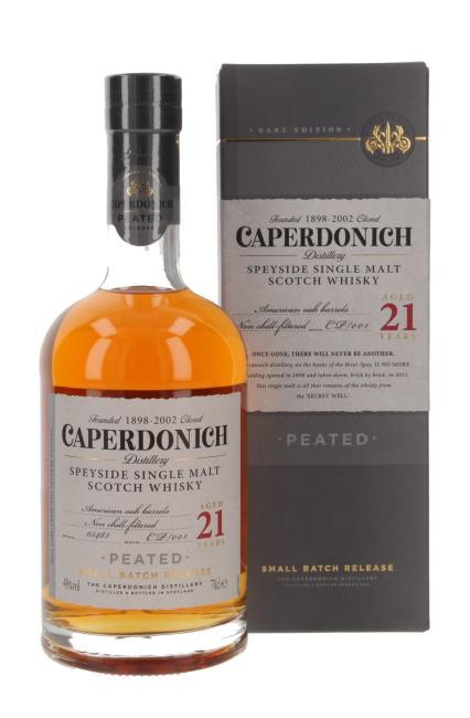 Caperdonich Peated (B-Ware)