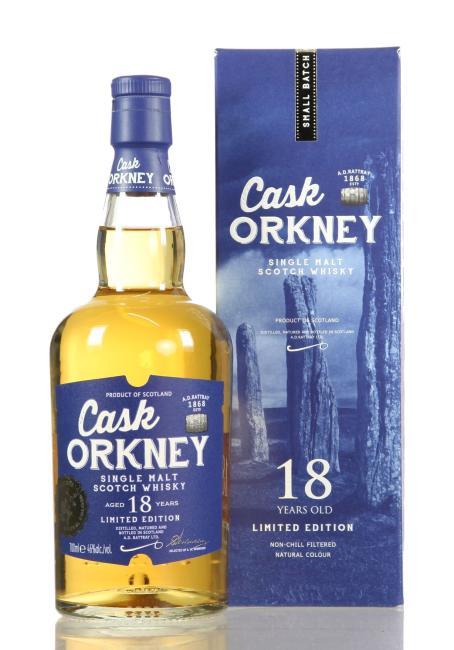 Cask Orkney