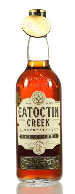 Catoctin Creek Roundstone Rye Cask Proof