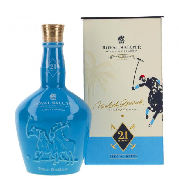 Chivas Royal Salute Beach Polo Edition