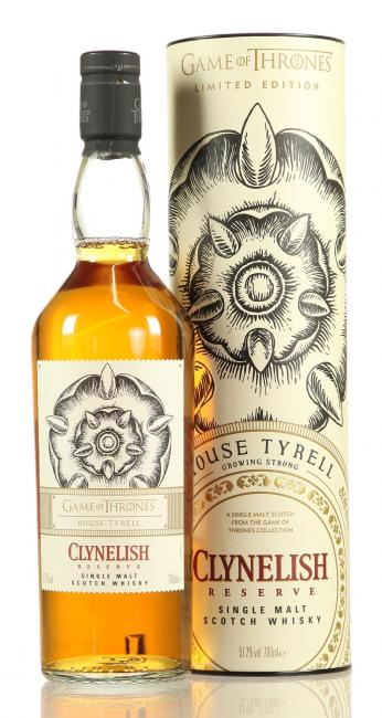 Clynelish Reserve House Tyrell - Game of Thrones