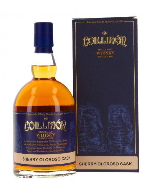 Coillmor Sherry Oloroso Cask