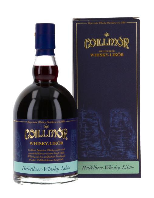 Coillmor Heidelbeer-Whisky-Likör