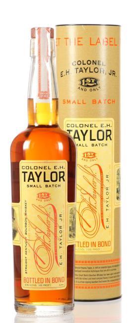 Colonel E.H. Taylor Small Batch
