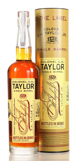 Colonel E.H. Taylor Single Barrel