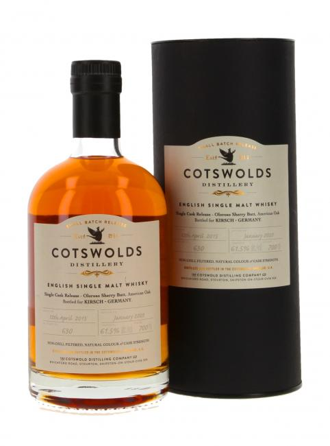 Cotswolds Oloroso Sherry
