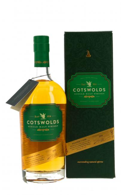 Cotswolds Peated Cask