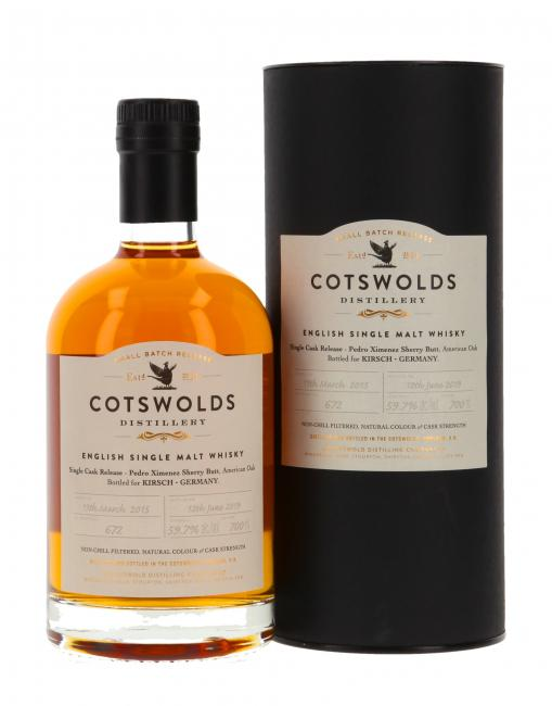 Cotswolds PX Single Cask Germany Exclusive