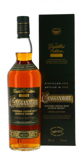 Cragganmore Distillers Edition