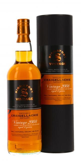 Craigellachie Vintage Small Batch No. 5