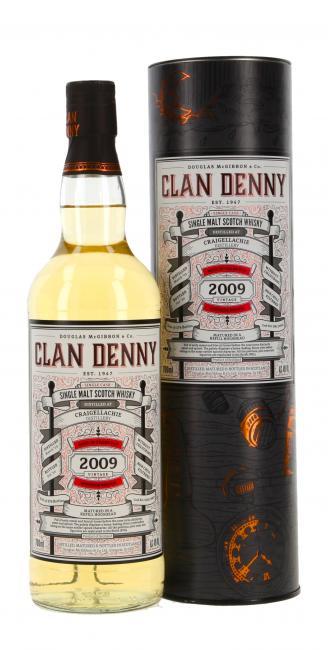 Craigellachie Clan Denny