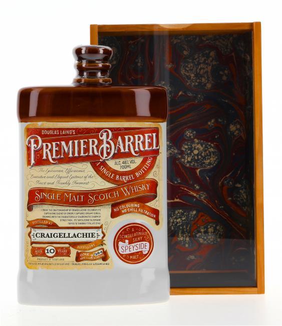 Craigellachie Premier Barrel