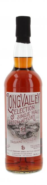 Dailuaine Long Valley Selection