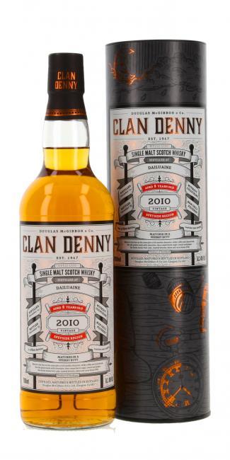 Dailuaine Clan Denny