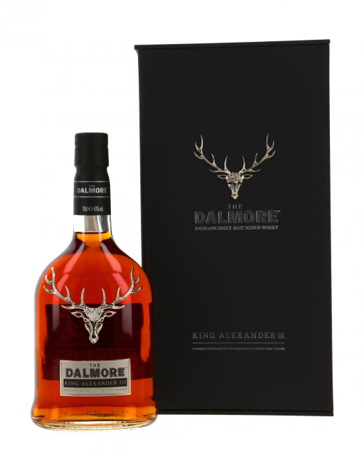 Dalmore King Alexander III - neues Design