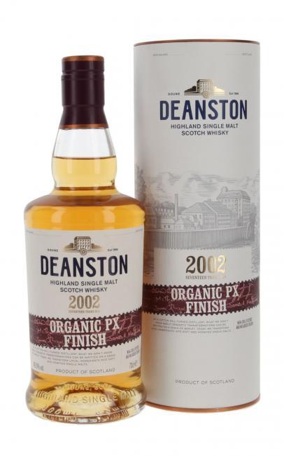 Deanston Organic PX