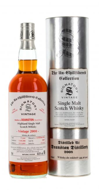 Deanston 'Whisky.de exklusiv'