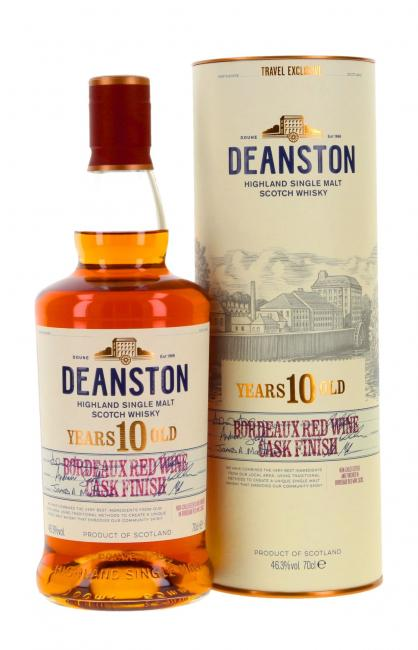 Deanston Bordeaux Red Wine Cask