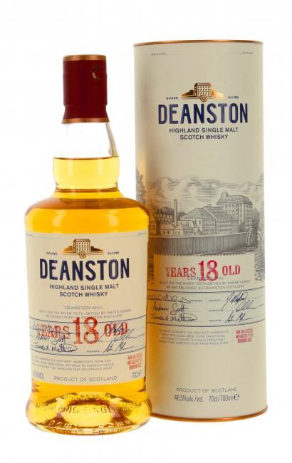 Deanston - neues Design