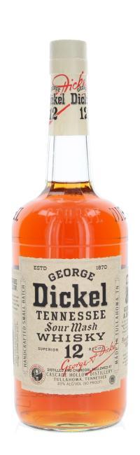 George Dickel No. 12