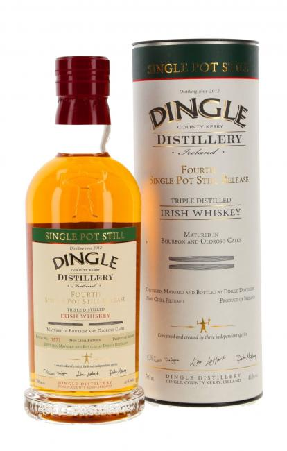 Dingle Single Pot Still Batch 4