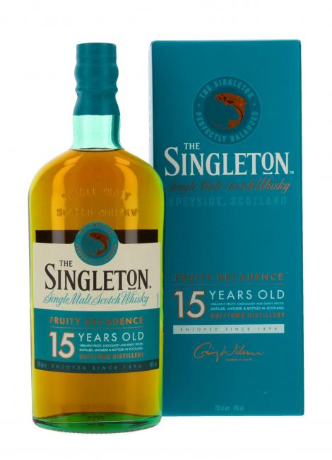 The Singleton of Dufftown - neues Design