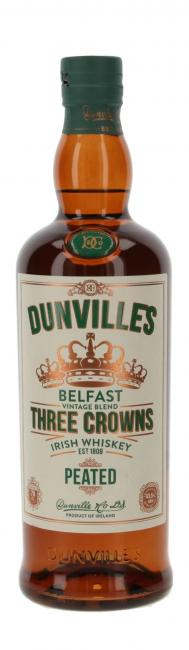 Dunville's Three Crowns Peated