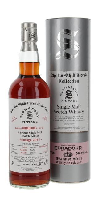 Edradour 'Whisky.de exklusiv'