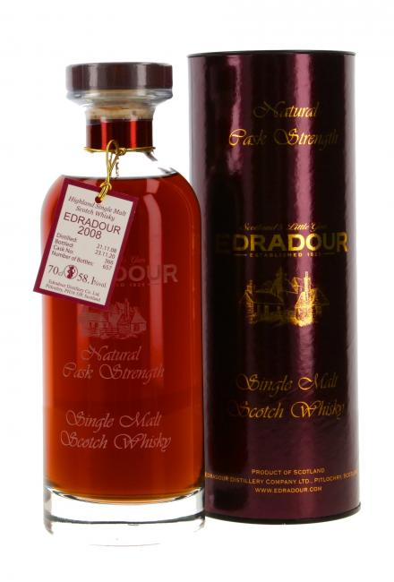 Edradour Decanter Sherryfass