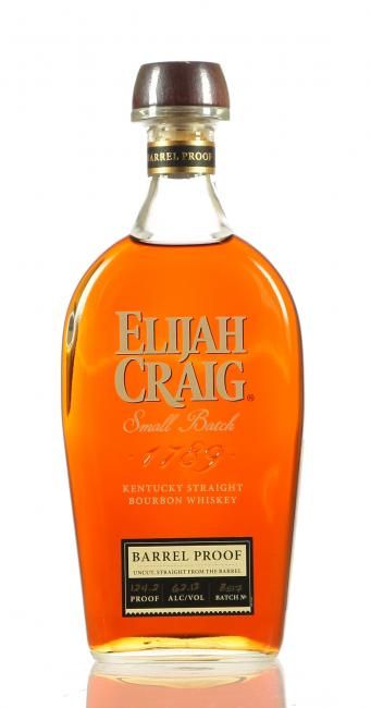 Elijah Craig Barrel Proof
