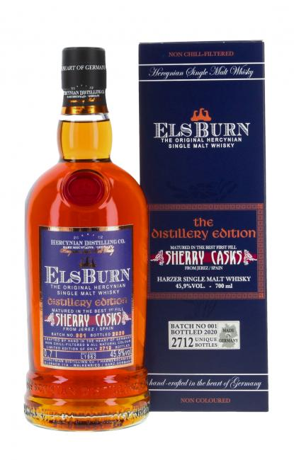 Elsburn Distillery Edition Batch 001