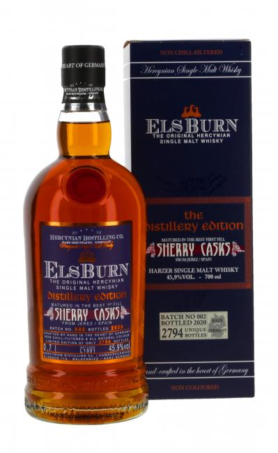 Elsburn Distillery Edition Batch 002