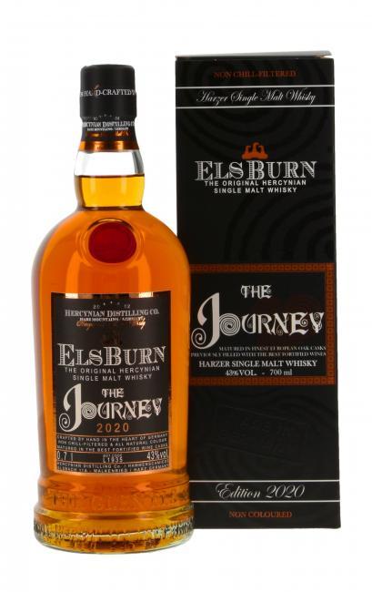 Elsburn The Journey