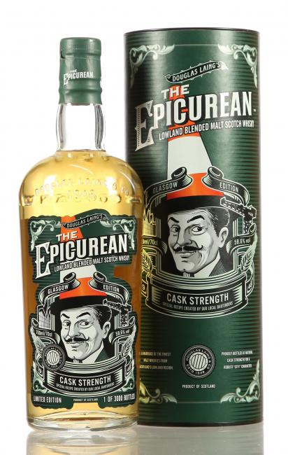 Epicurean Cask Strength Glasgow