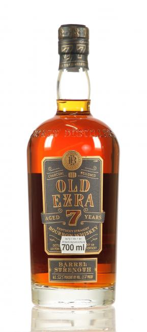 Old Ezra Barrel Strength