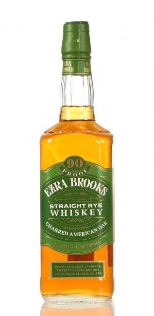 Ezra Brooks Rye