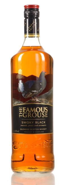 Famous Grouse Smoky Black