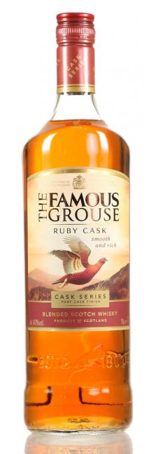 Famous Grouse Ruby Cask