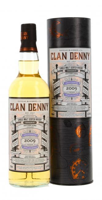 Fettercairn Clan Denny