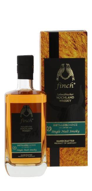 Finch Distillers Choice Single Malt Smoky