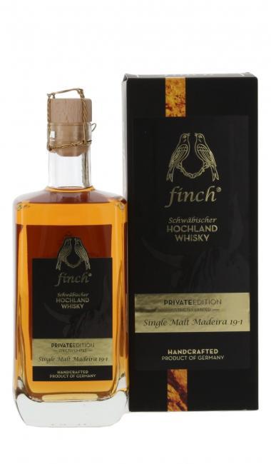 Finch Private Edition Single Malt Madeira