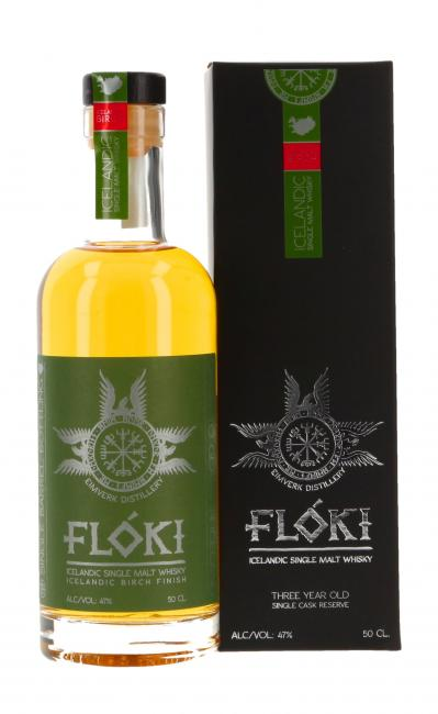 Flóki Birch Wood Finish