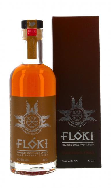 Flóki Stout Beer Barrel