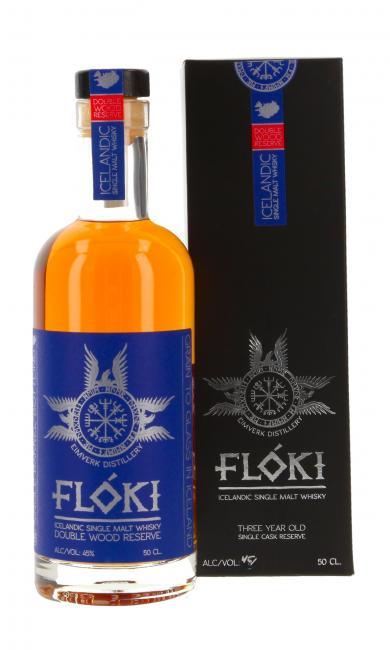 Flóki Double Wood Mead Cask