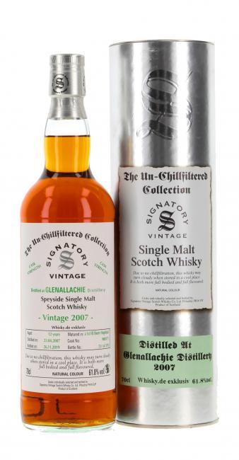 Glenallachie 'Whisky.de exklusiv'