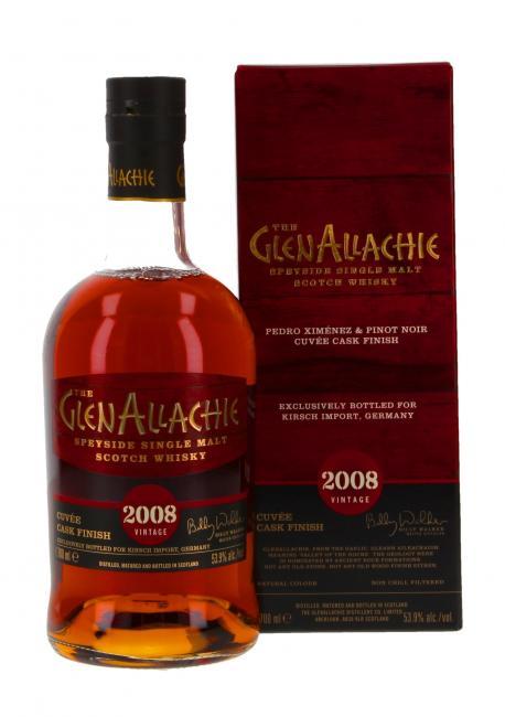 Glenallachie Double Cuvée