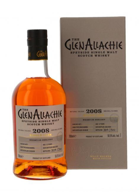 Glenallachie Rioja 'Whisky.de exklusiv'