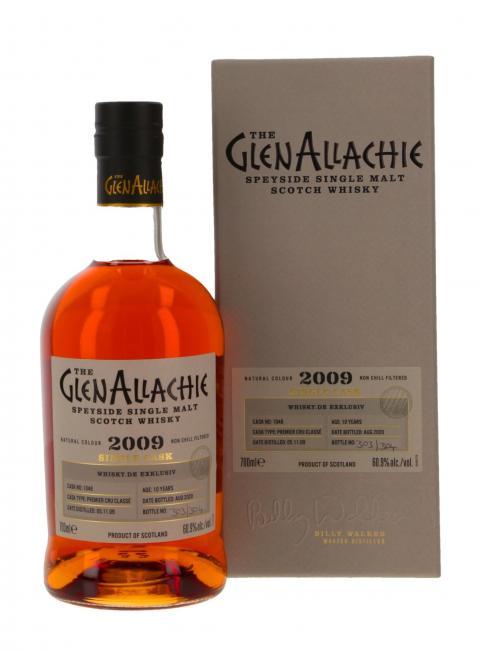 Glenallachie Premier Cru 'Whisky.de exklusiv'