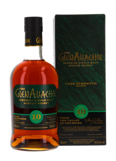 Glenallachie Cask Strength Batch 3